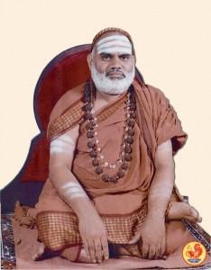 Sri Sri Bharathi Teertha Mahasannidhanam